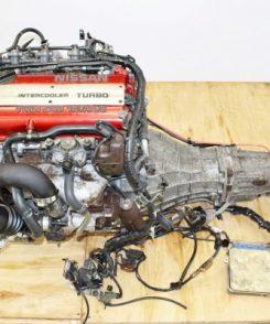 SR20 SERIES NISSAN ENGINES